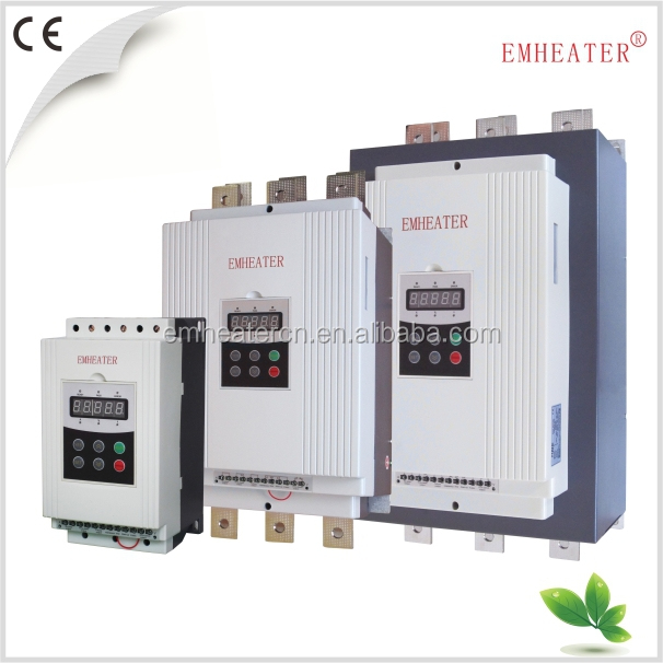 200kw soft starter three phase motor soft starter 440v for Single phase motor soft starter