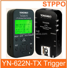 Yongnuo YN-622N-TX Wireless Flash Controller LCD Screen iTTL for YN-622N Trigger