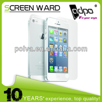 Factory Price High transparent screen saver for iPhone 5c