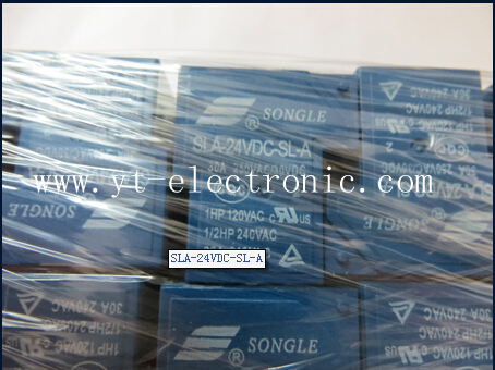 SLA-24VDC-SL-A SONGLE DIP Original factory New IC Electronic Components