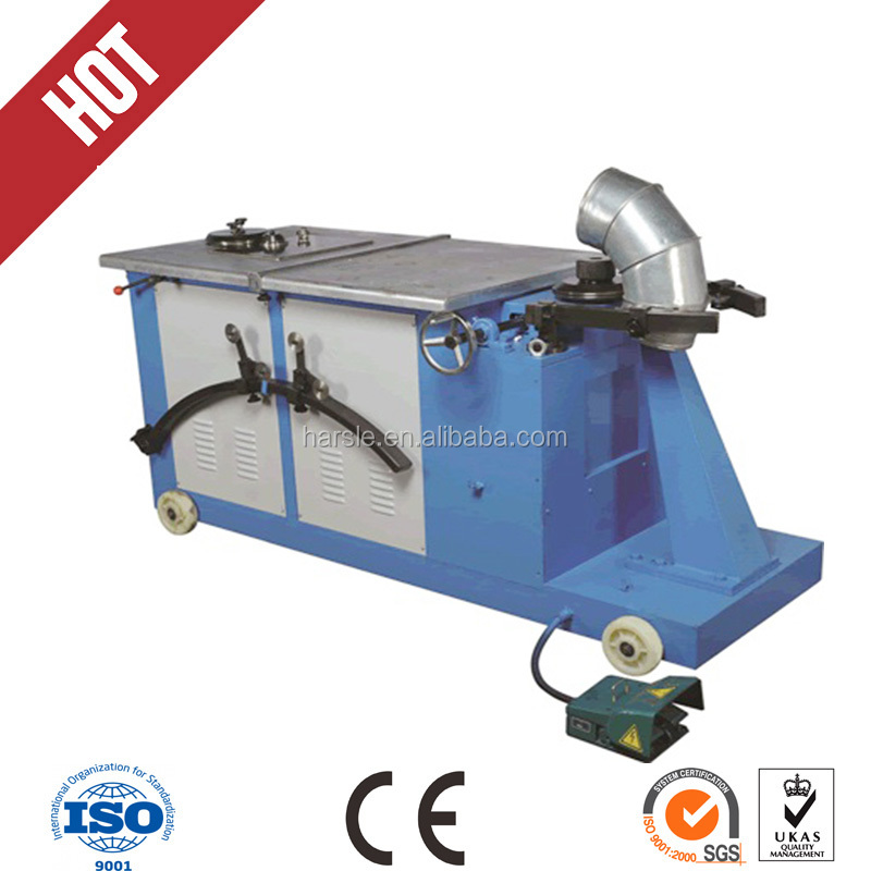 Wholesale supply pipe elbow mouth machine / electric elbow notching machine
