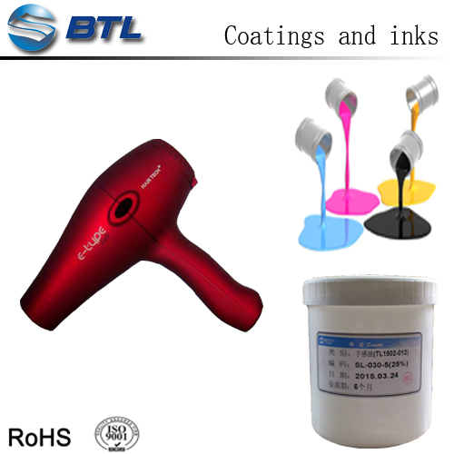 Cured general liquid silicone rubber spray coating with high&low temperature HLD-Q1290