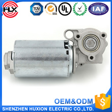 china manufactory 60rpm motor 24v geared dc motor brush electric motor for Lifting table