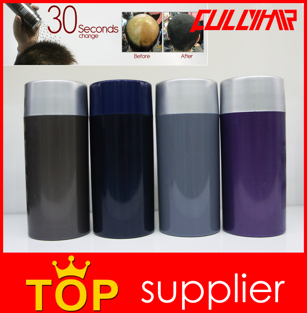 Hair Building Fiber Bottle Hair Fibers Hair Salon Spray Bottle Wholesale