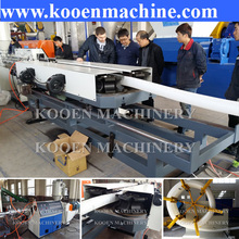 PVC PE PP plastic flexible corrugated pipe hose making machine production machine line