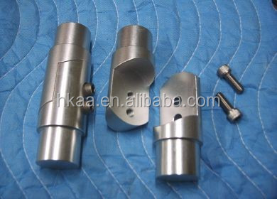 best price aluminum/stainless steel Breakaway Hinge Fitting for pipe specially by your drawing
