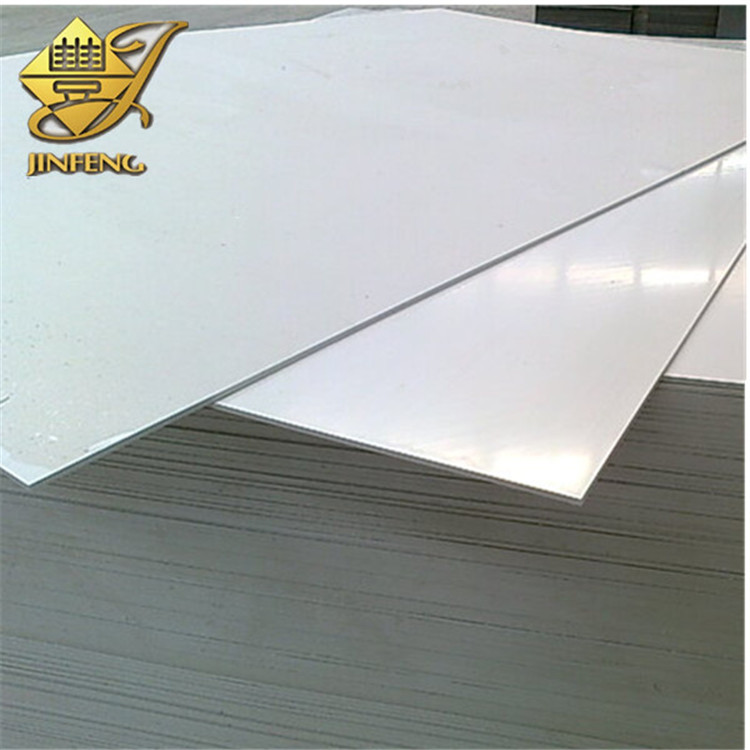 1.2mm Rigid Glossy Opaque White PVC Sheet of Price