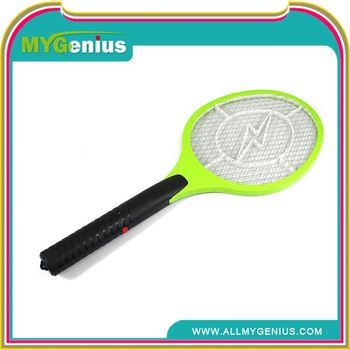 fly swatter kill mosquito fly	,H0T082	handle bug zapper	,	electronic fly killer
