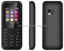 In stock New product 1.8 inch quad band 32MB+32MB GSM very slim feature phone