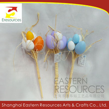 Plastic Egg Pick for Decoration