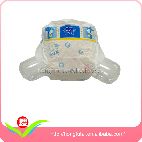 Soft Breathable,high and fast Absorption and Disposable Diaper Type Baby Diaper Manufacturers In China to UK/Italy/ Germany
