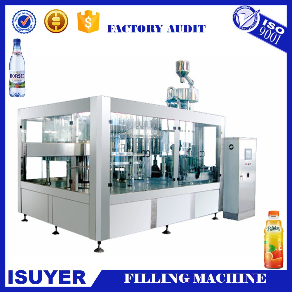 Suzhou Supplier Easy Maintenance 20 Liter Bottled Water Filling Machine with Trade Assurance
