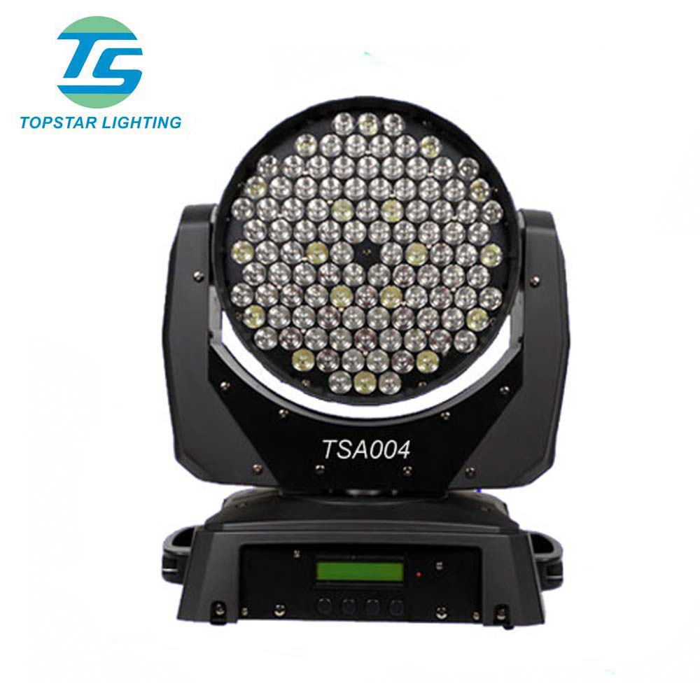 (TSC004A)Cheap moving head lights rgbw 108 3W led Moving head wash
