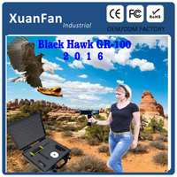 No1 .Black Hawk GR100 hot sell Underground metal detector diamond gem gold detector 30Meters Underground