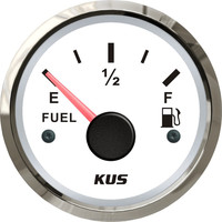KUS 52mm diesel fuel tank level gauge