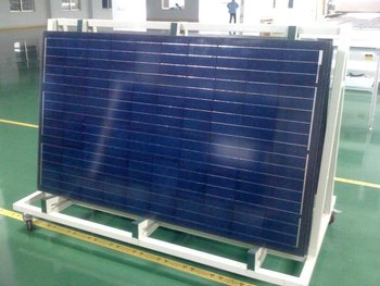 250W Solar Module Poly All Black