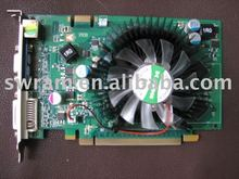 VGA card 9500GT, Nvidia Geforce 9500GT video card, DDR3 512mb