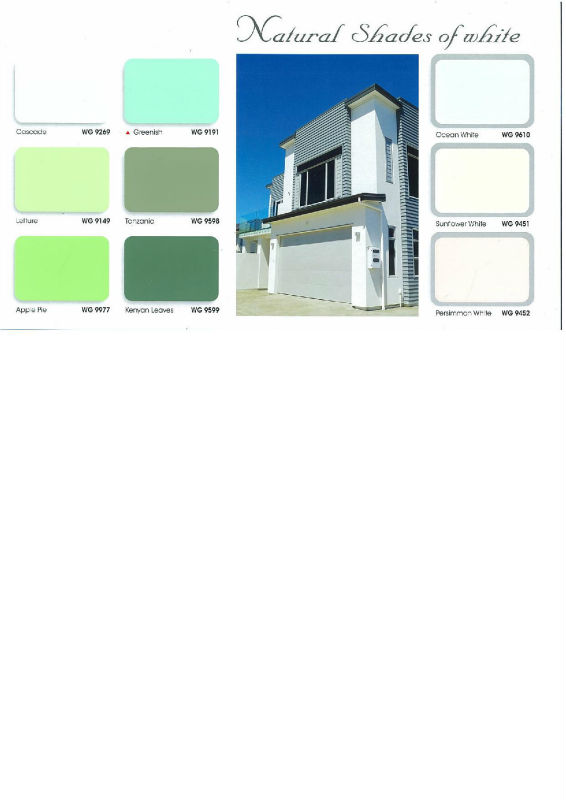 Exterior paint sancora weather guard 100 acrylic exterior wall finish view exterior wall - Acrylic paint exterior plan ...
