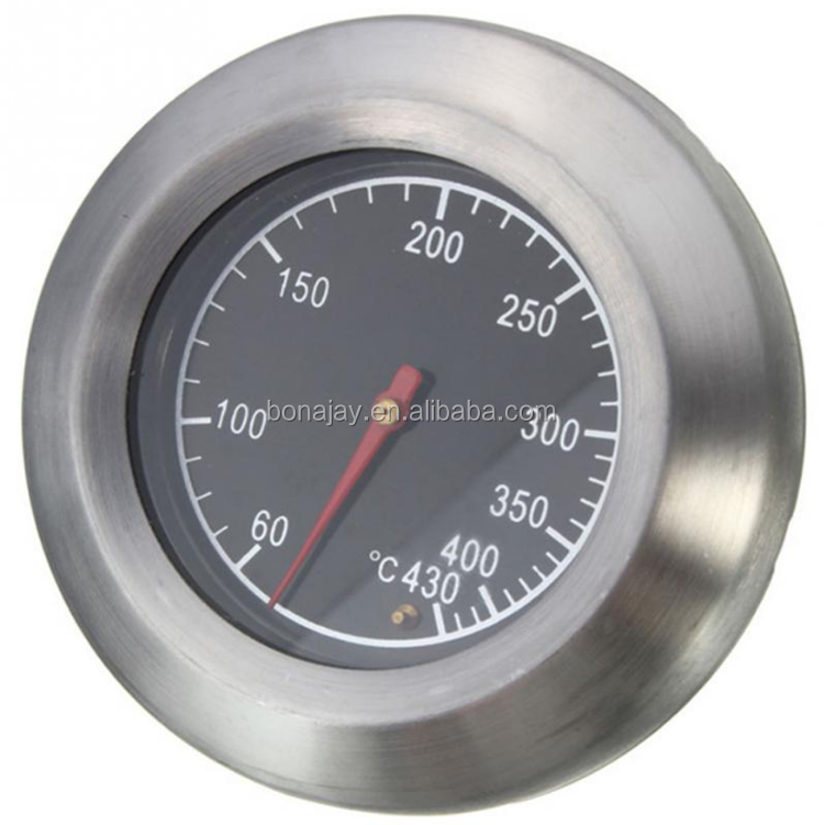Hight Quality Stainless Steel Cooking Oven Thermometer Probe Thermometer Food Meat Gauge Bakeware