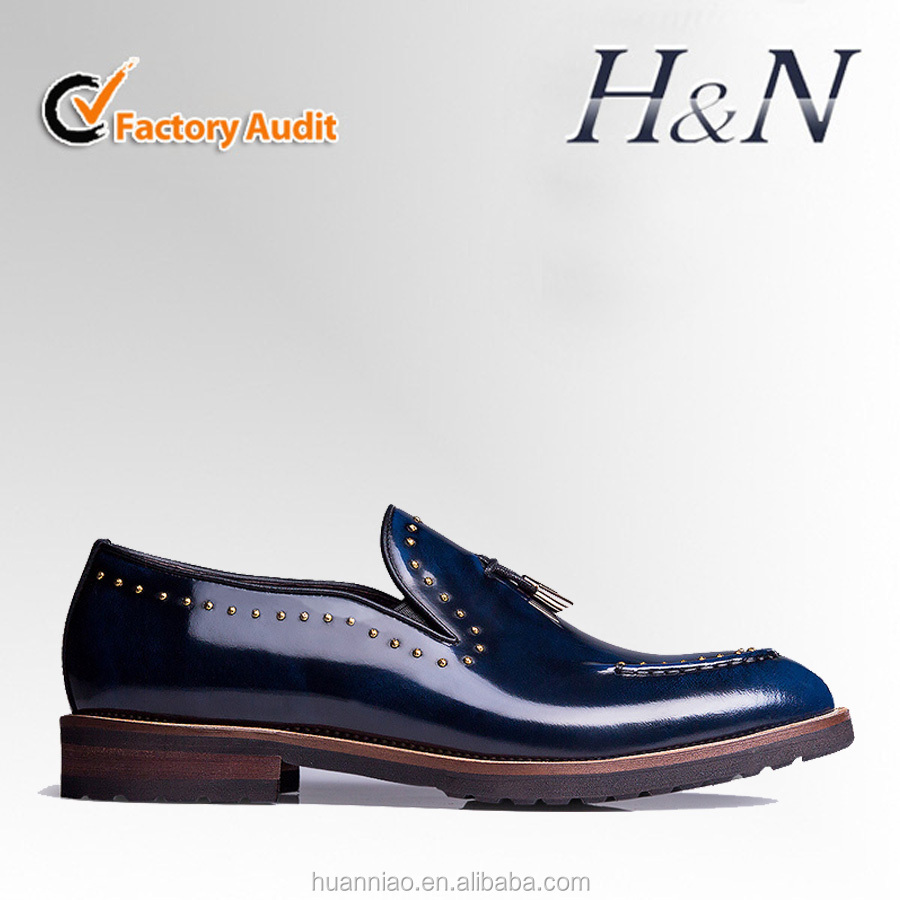 Men dress shoes leather(H&N)