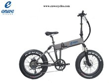 Enwe Sports Fashion and Popular Bafang 48v 500w electric bike with rear motors for adult e-bikes