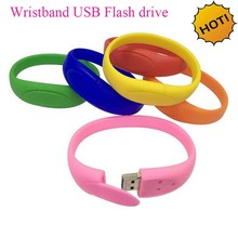 USB sticks wholesale promo gifts silicone 2gb medical alert bracelet usb flash drive