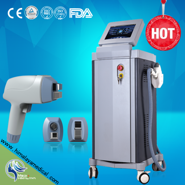 diode laser machine/laser hair removal equipment/machine 808 new technology in China
