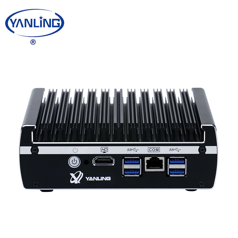 Yanling mini pc with intel 3865U network firewall pfsense aes-ni Max DDR4 32GB