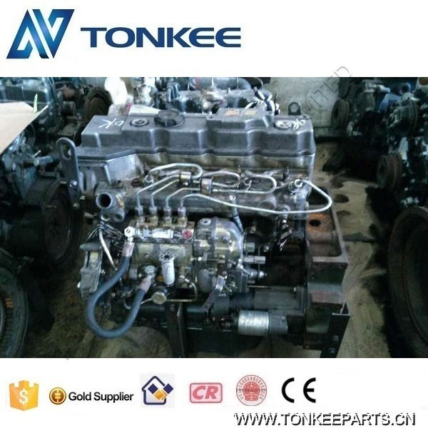 4M40 Complete engine & engine assy for E307/308, 4M40 Complete engine assy