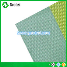 Excellent hydraulic properties PP/PE woven geotexitle roll