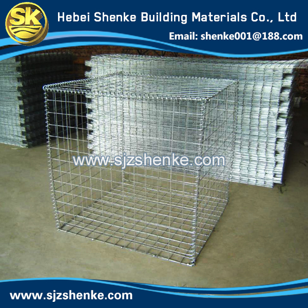 2.0mm-4.0mm stone filled welded wire mesh fence panel