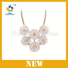 Free Shipping jewelry factory cheap latest design Replica beaded necklace