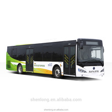electric mini passenger bus SLK6129AH5