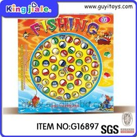 Professional new design safe battery operated fishing game