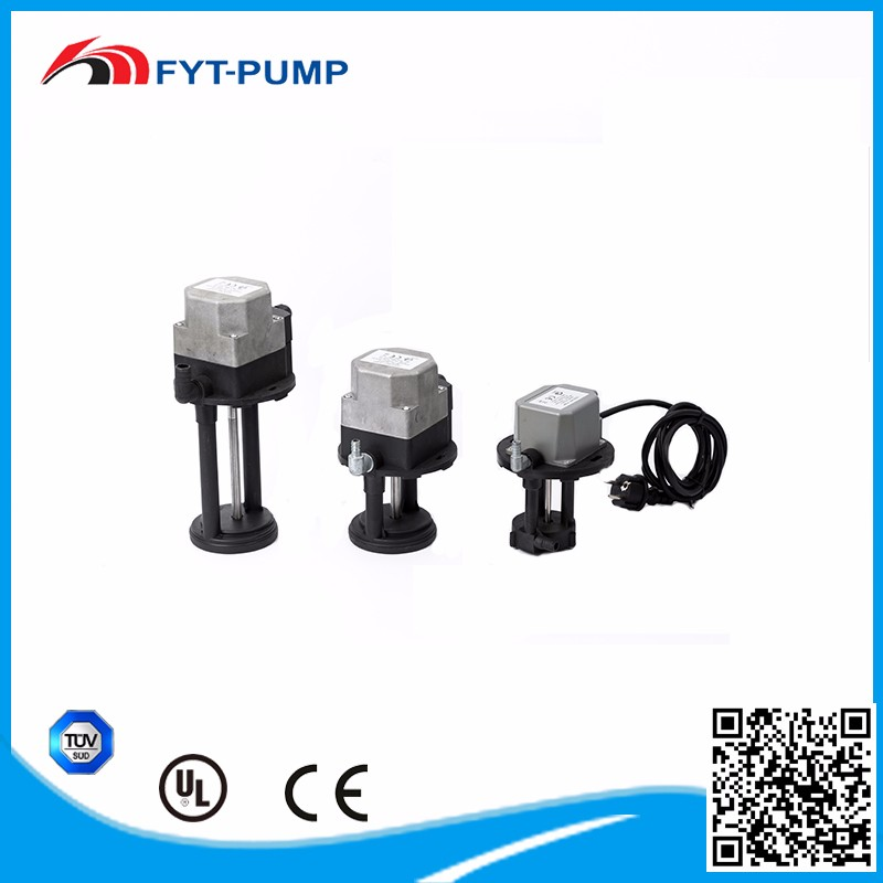 30w 220v 1m head IP44 AC small centrifugal electric pump for inflatable boat