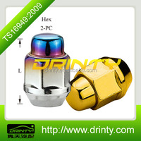 "High guality 3/4""hex M12*1.5 wheel nuts for car"