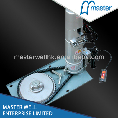 Roller shutter motor / Electric motors for roller shutter doors