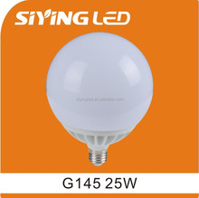 china ningbo led light 230v, g120 24w 25w led globe bulb