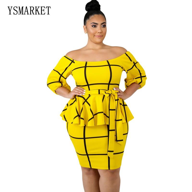 Wholesale Peplum Dresses With Sleevs Online Buy Best Peplum