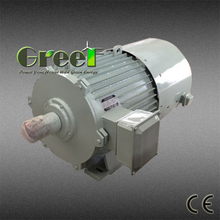 1000kw Hydro Generator, Low RPM Generator for Hydro Turbine