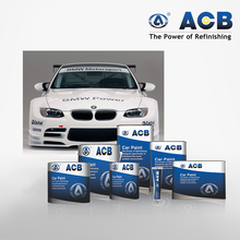 ACB automotive coating auto body paint car thinner