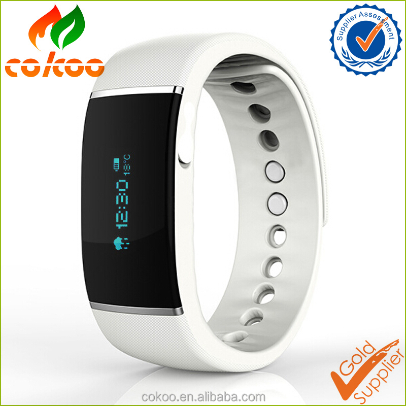 Waterproof Health Bluetooth Smart Band Wristband Fitness Tracker Sport Sleep Monitor Bracelet for iPhone Android Fit Bit Watch