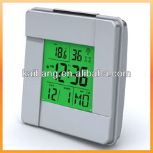 Calender Table Clock with Radio Controlled Function