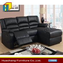 Kirk 2016 latest hall design sofa,Furniture living room inflatable sofa set with real leather cover