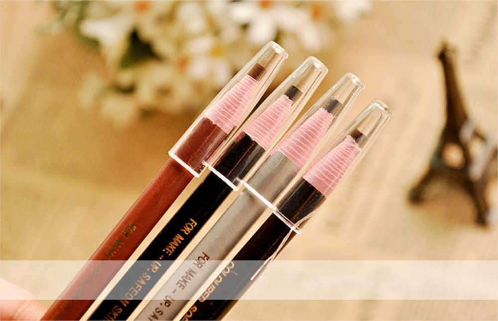 Make Up Eyebrow Eyeliner Eye shadow Pencil Multi Color for Women Gift