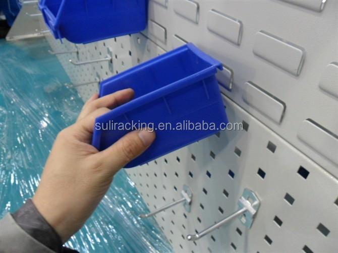 Acrylic Box To Hang On Wall : Wall hang storage bins plastic box buy