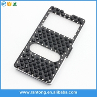 Hongkong Fair for promotion cover for mobile phone for iphone 6 case diamonds