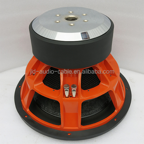 "car audio 15 inch subwoofers designed for High bass output with 10"" 12"" 15"" 18"" best spl subwoofer"