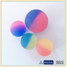 beautiful color bouncy ruturn ball