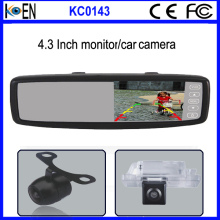 China Manufacturer Cheap Touch Button Car Anti-glare Rearview Mirror For bmw